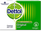 Dettol Anti-Bacterial Original Soap 100g