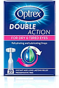 Optrex Double Action for Itchy and Watery Eyes - 20 vials