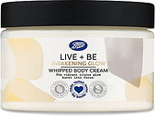 Boots Live + Be Awakening Glow Body Souffle
