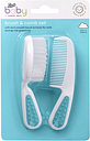 Boots Baby Brush & Comb Set