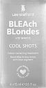 Lee Stafford Bleach Blondes Ice White Cool Shots Treatment Sachet 4 x 15ml
