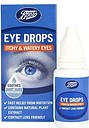Boots Itchy & Watery Eyes Eye Drops - 10ml