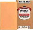 Beauty Kitchen The Sustainables Citrus Burst Organic Vegan Soap Bar 120g