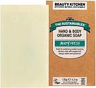 Beauty Kitchen The Sustainables Minty Fresh Organic Vegan Soap Bar 120g