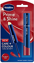 Vaseline Prime & Shine Scarlet 2-in-1 Lip Balm and Coloured Gloss