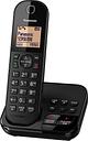 PANASONIC KX-TGC420EB Cordless Phone with Answering Machine