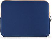 """GOJI G13LSNV16 13"""" Laptop Sleeve - Navy, Navy"""