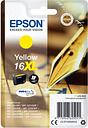 EPSON XL Pen & Crossword 16 Yellow Ink Cartridge, Yellow