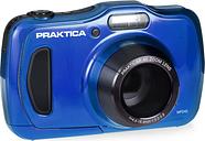 PRAKTICA Luxmedia WP240-BL Compact Camera - Blue, Blue
