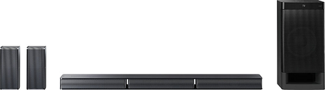 SONY HT-RT3 5.1 Sound Bar, Silver