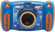 VTECH Kidizoom Duo 5.0 Compact Camera - Blue, Blue