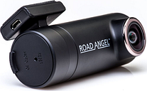 ROAD ANGEL Halo Drive Quad HD Dash Cam - Black, Black