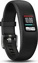 GARMIN Vivofit 4 Fitness Tracker - Black, Small/Medium, Black
