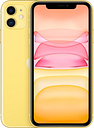 Apple iPhone 11 - 64 GB, Yellow, Yellow