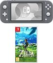 Nintendo Switch Lite & The Legend of Zelda Breath of the Wild Bundle