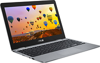 "ASUS C223 11.6"" Chromebook - Intel®Celeron, 32 GB eMMC, Grey, Grey"