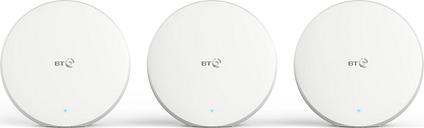 BT Mini Whole Home WiFi System - Triple Unit