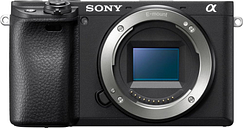 SONY a6400 Mirrorless Camera - Body Only