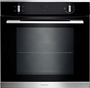 RANGEMASTER RMB605BL/SS Electric Oven - Black, Black