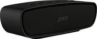 JAM Heavy Metal HX-P920BK-EU Portable Bluetooth Wireless Speaker - Black, Black