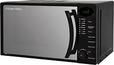 RUSSELL HOBBS RHM1714B Solo Microwave - Black, Black