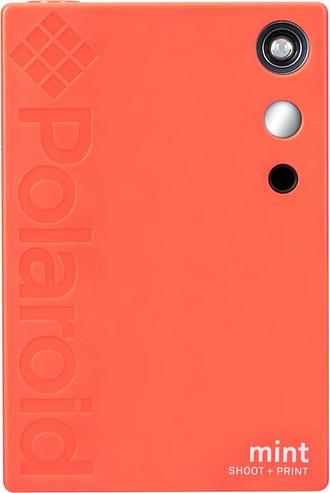 POLAROID Mint Digital Instant Camera - Red, Red