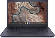 "HP 14-db0500sa 14"" Chromebook - AMD A4, 32 GB eMMC, Blue, Blue"