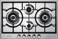 KENWOOD KHG704SS Gas Hob - Stainless Steel, Stainless Steel
