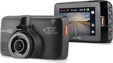 MiVue 798 Quad HD Dash Cam - Black, Black