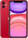 Apple iPhone 11 - 64 GB, Red, Red