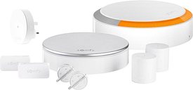 SOMFY Protect Home Alarm Premium Security System