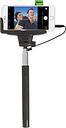 RETRAK EUSELFIEW Selfie Stick - Black & Silver, Black