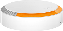 WIZ CONNECTED Protect Outdoor Siren - Orange & White, Orange
