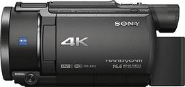 SONY FDR-AX53 4K Ultra HD Camcorder - Black, Black