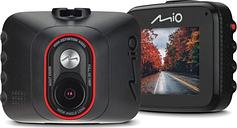 MIO MiVue C312 Full HD Dash Cam - Black, Black