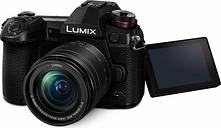 PANASONIC LUMIX DC-G9 Mirrorless Camera with LUMIX G VARIO 12-60 mm f/3.5-5.6 ASPH POWER O.I.S. Lens