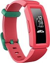 FITBIT Ace 2 Kid's Fitness Tracker - Watermelon & Teal, Universal, Teal