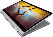 "MEDION AKOYA S4403 14"" Intel®Core™ i5 2 in 1 Laptop - 512 GB SSD, Silver, Silver"