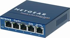NETGEAR GS105 ProSafe 5-port Ethernet Switch