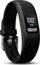 GARMIN Vivofit 4 Fitness Tracker - Black Speckled, Small/Medium, Black