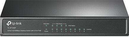 TP-LINK TL-SF1008P 8-Port Ethernet Switch