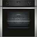 NEFF N50 B3ACE4HN0B Slide&Hide Electric Oven - Stainless Steel, Stainless Steel