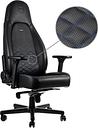 ICON Gaming Chair - Black & Blue, Black