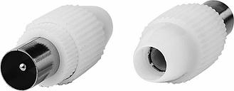 ESSENTIALS CAERPL15 Male Aerial Plugs