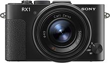 SONY DSC-RX1 High Performance Compact Camera - Black, Black