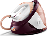 PHILIPS PerfectCare Expert Plus GC8962/46 Stream Generator Iron - Purple & Rose Gold, Purple