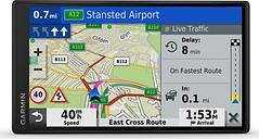 "GARMIN DriveSmart 65 MT-D 6.95"" Sat Nav - Full Europe Maps, Red"