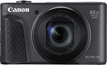 CANON PowerShot SX730 HS Superzoom Compact Camera - Black