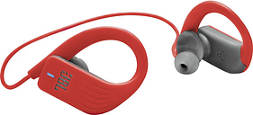 JBL Endurance Sprint Wireless Bluetooth Sports Earphones - Red, Red