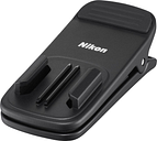 NIKON AA-10 Backpack Mount Clip - Black, Black